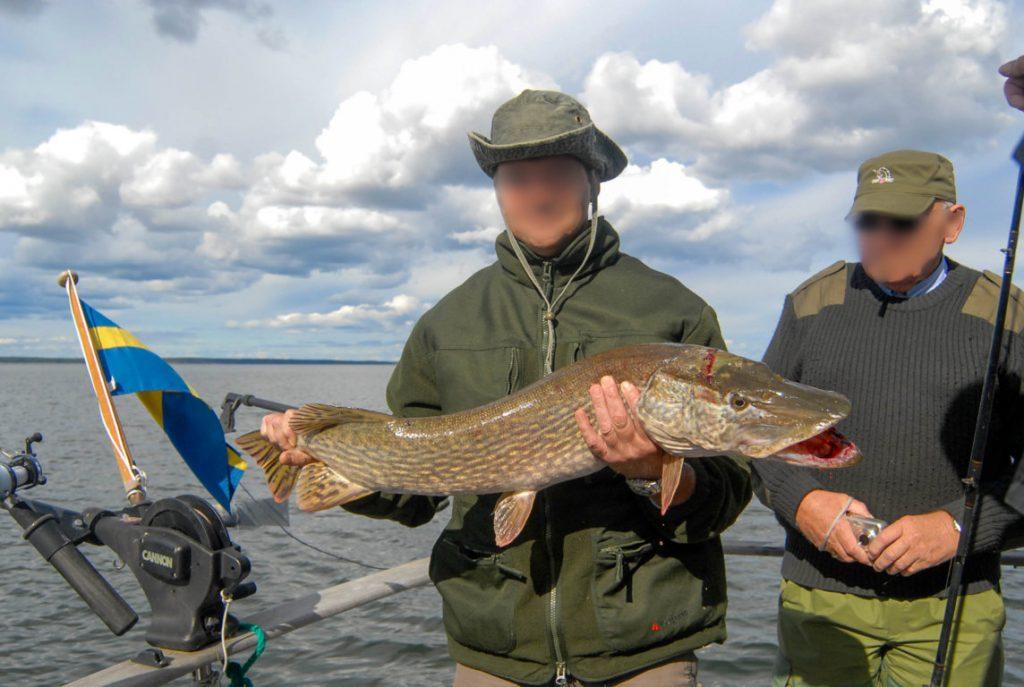 stolt fiskare